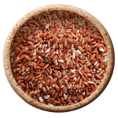 Mappillai Samba - Organic Unpolished - Par Boiled Rice - Bridegroom Rice